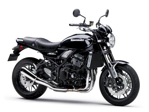 Fotografía Z 900 RS EBONY BLACK 2021